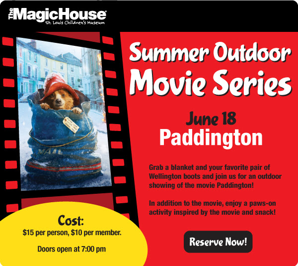 Magic House Outdoor Movie Series
